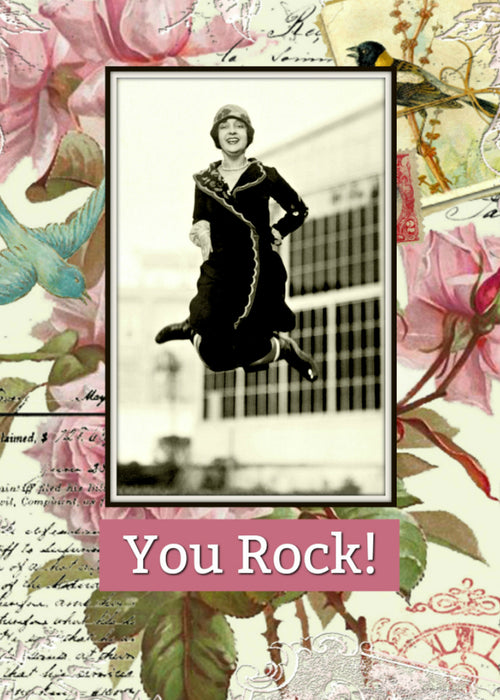 You Rock! - Magnet