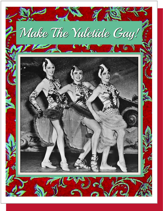 Make The Yuletide Gay!