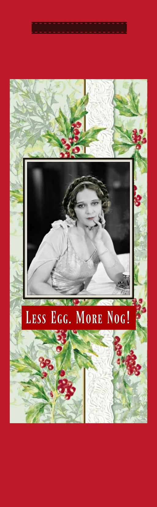 Less Egg, More Nog!