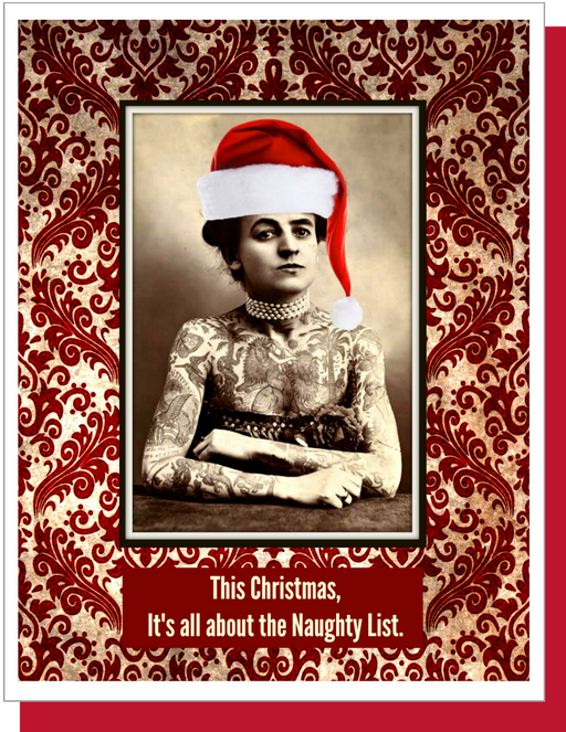 Naughty List - Female