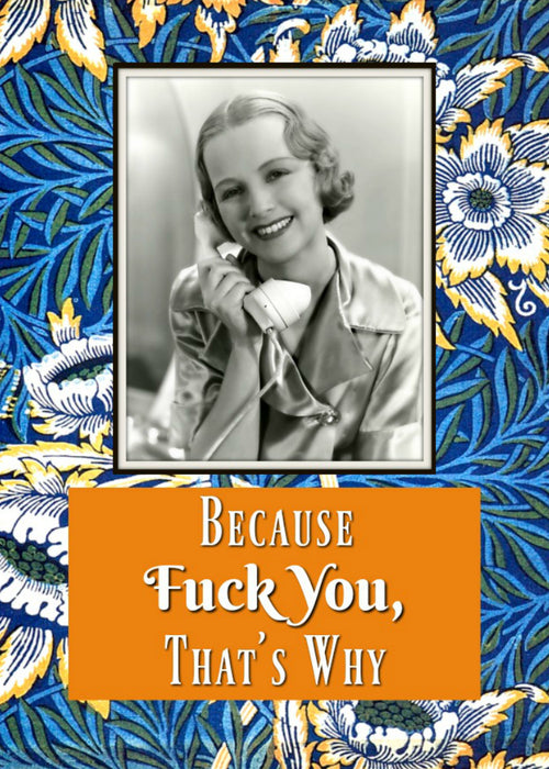 Fuck You - Female