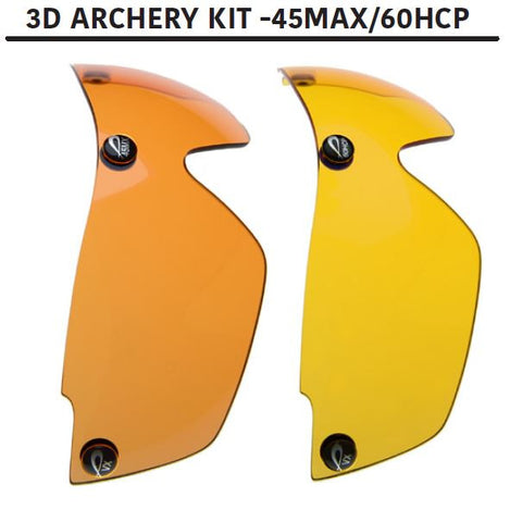 Panther X6A Post - Archery Kits (with optional Rx)