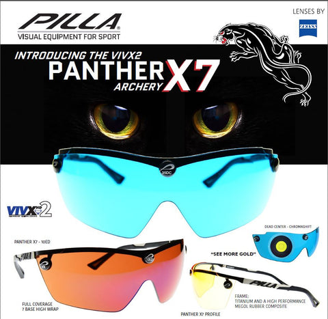 Panther X7A No Post - Archery Kits