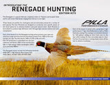 Renegade Hunting Series