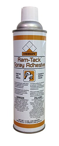 RAMTACK SPRAY ADHESIVE (12 pack)