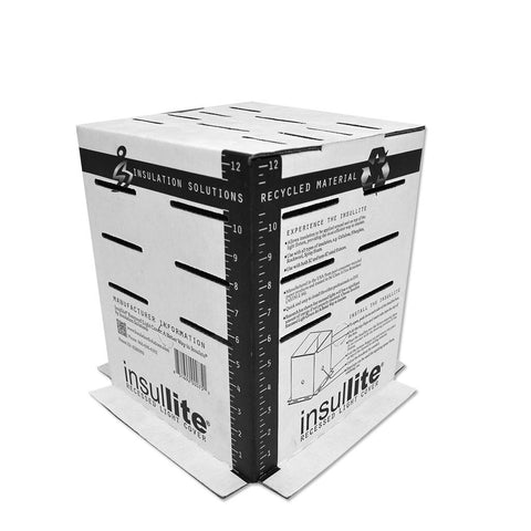 "Insul-Lite - 10"" x 10"" x 12""  (Vented) , Building Material - Insulation Solutions, Inc., Insulation Materials   - 1"