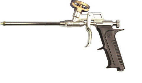 "ECONOMY FOAM GUN 13"" WITH BRASS/CHROME SEAT"
