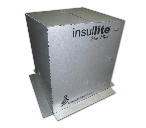 "Insul-Lite Pro Plus -10"" x 10"" x 12"" (Vented) , Building Material - Insulation Solutions, Inc., Insulation Materials   - 1"