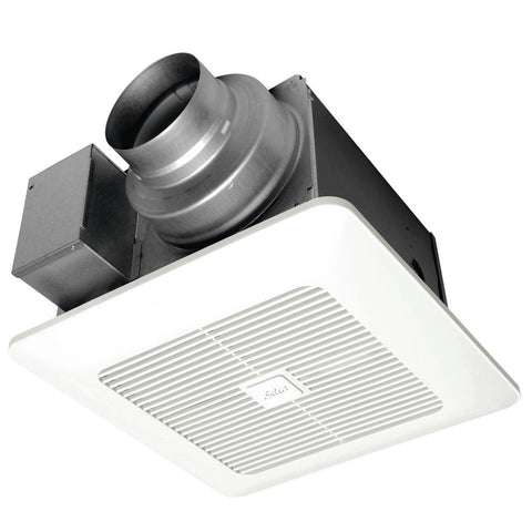 Panasonic Whisper Green Select Pick-A-Flow Fan - 50/80/110 CFM - w/ Plug & Play Capability, Built-In Timer & Light (2nd Generation)