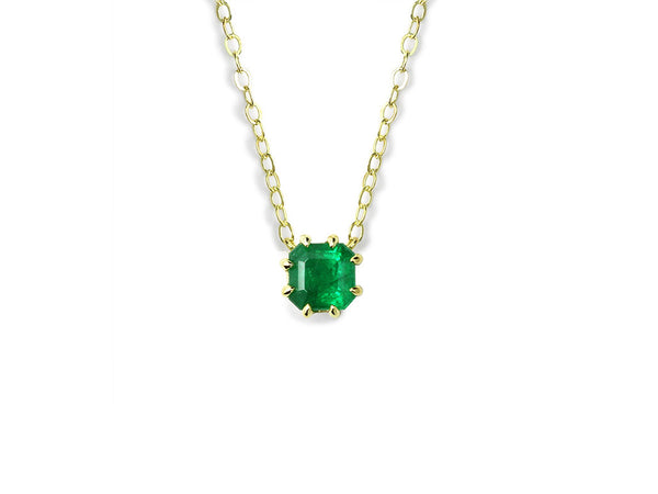 Gramont Emerald Necklace