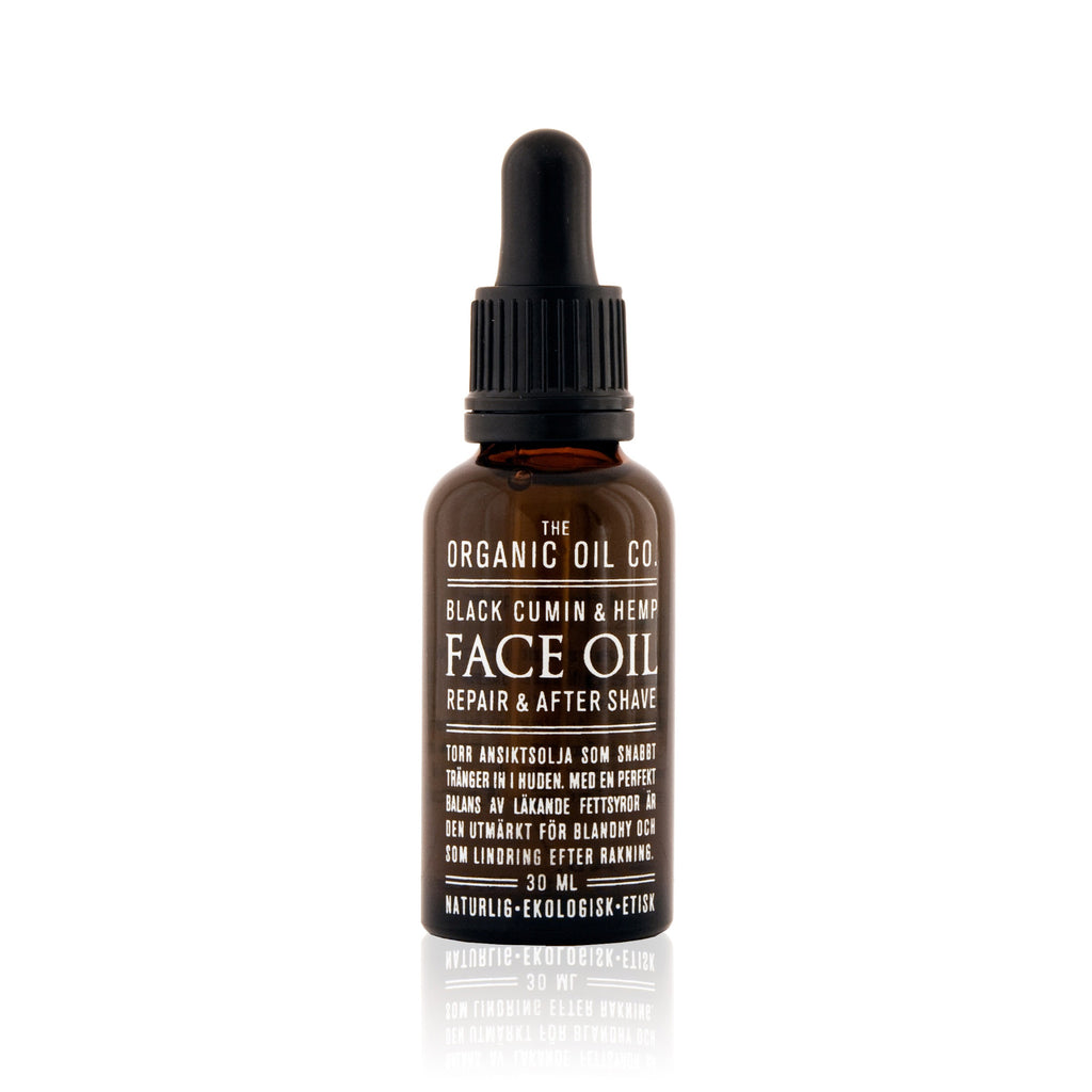 FACE OIL repair & after shave