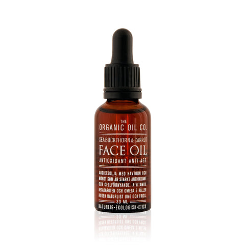 FACE OIL antioxidant & anti-age