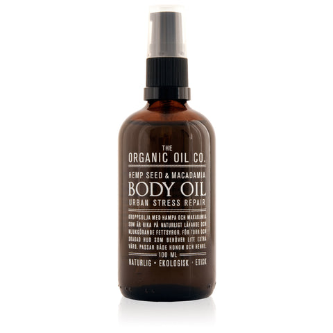 BODY OIL urban stress repair