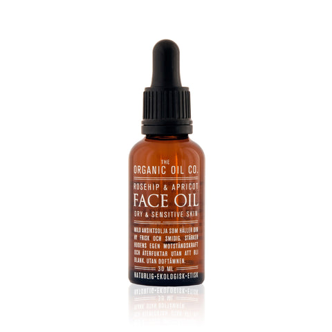 FACE OIL dry & sensitive skin