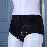 #1537 Ladies Cotton Briefs with Lace