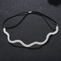 #02418231 Beautiful Alloy Headbands With Rhinestone