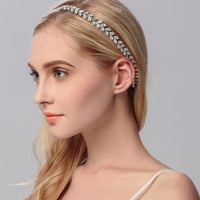 #06418232 Ladies Beautiful Rhinestone/Alloy Headbands