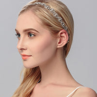 #03418073 Ladies Rhinestone Headbands