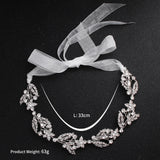 #05418209  Ladies Rhinestone/alloy Headband