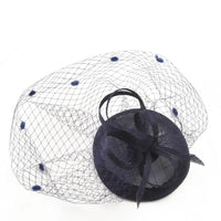 #06948077 Pretty Ladies' Fascinators with Veil