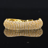 #02548082 Ladies' Alloy/Rhinestones Bracelets