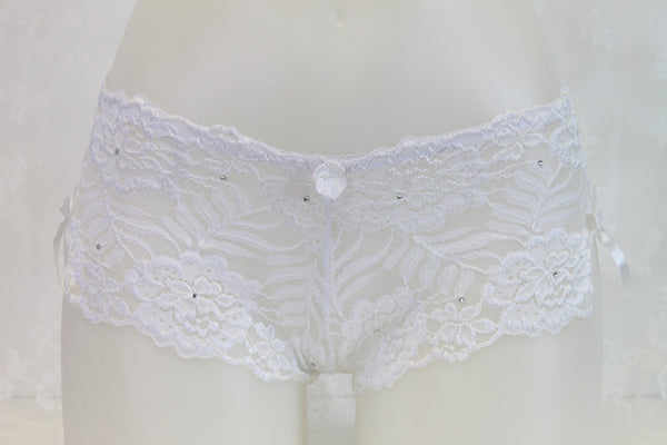 Women's Sexy Lace Boxer/ Boyshort