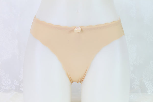 #3162 Women's Seamless High Cut Brief