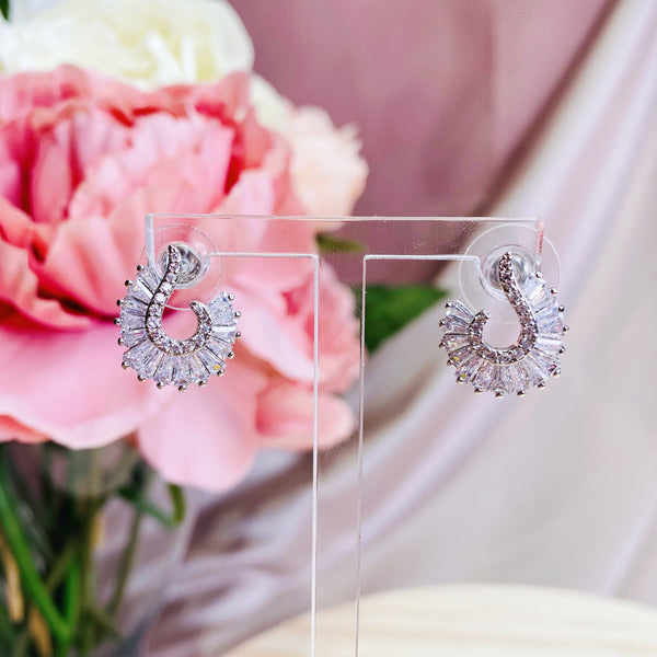 #06538108 Cubic Zirconia Earrings