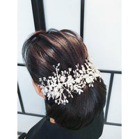 #14410924 Rhinestone Hairpieces