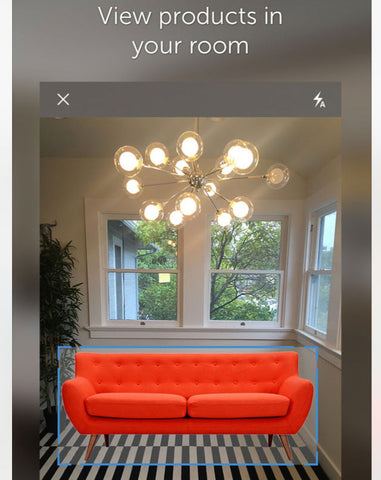 Houzz View in My Room App