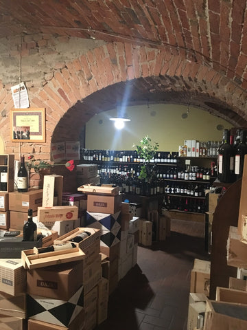 Wine Shop in Alba