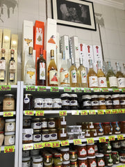 Grappa selection in Alba