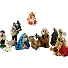 Ferrigno Workshop Nativity Set