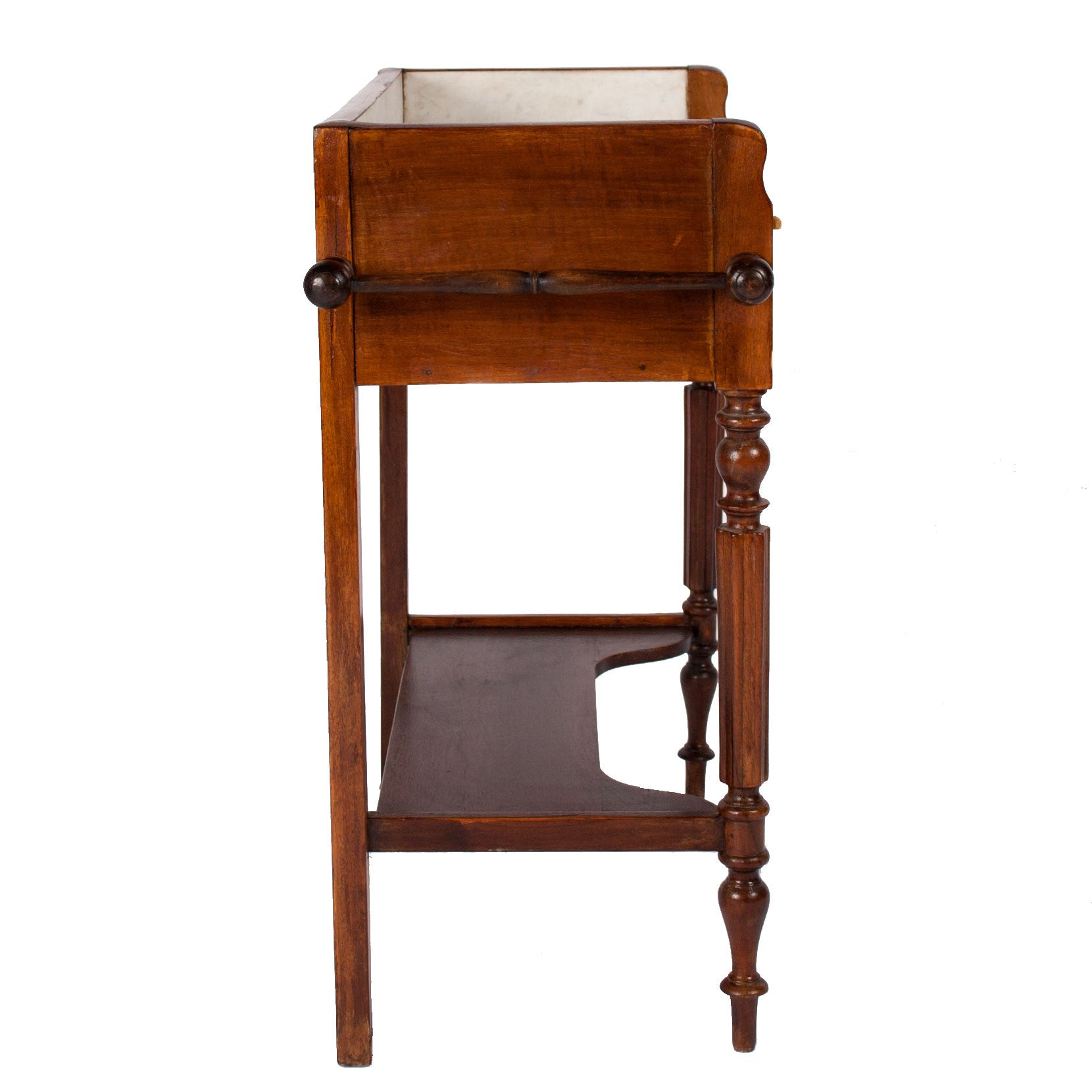 ... Antique Marble Top Vanity Table   Fatto A Mano Antiques   4 ...