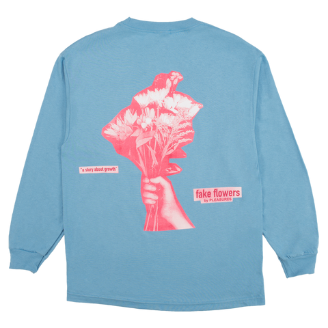 FAKE FLOWERS LONG SLEEVE