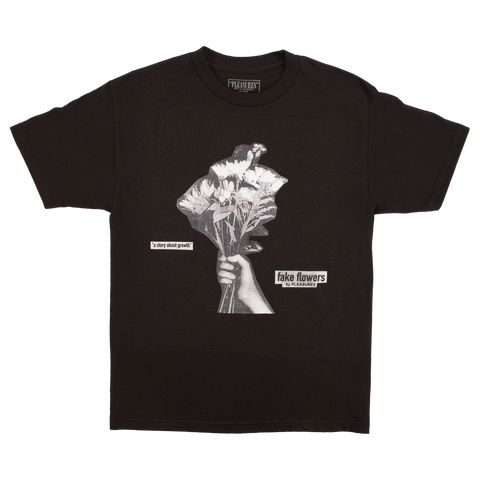 FAKE FLOWERS T-SHIRT