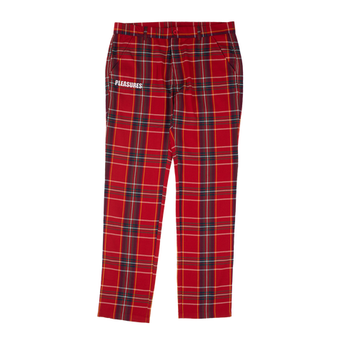 RUDEBOY PLAID PANT