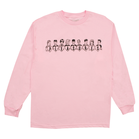 VALENTINE LONG SLEEVE