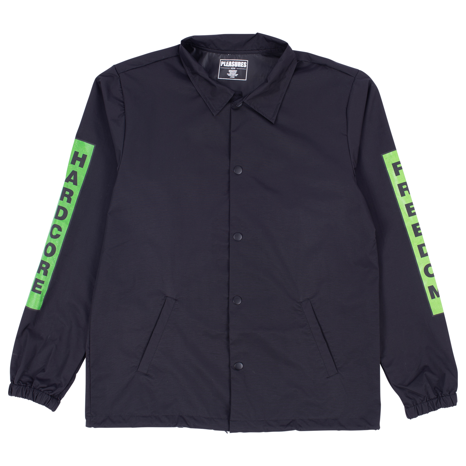 HARDCORE FREEDOM COACH JACKET