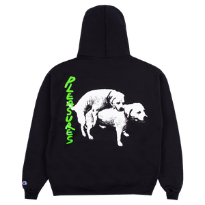 HUMP CHAMPION HOODY