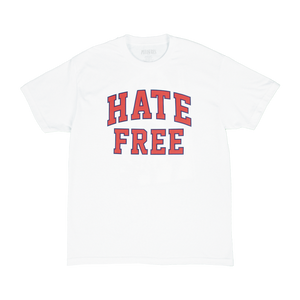 HATE FREE T-SHIRT