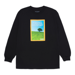 BOUNDARY LONG SLEEVE