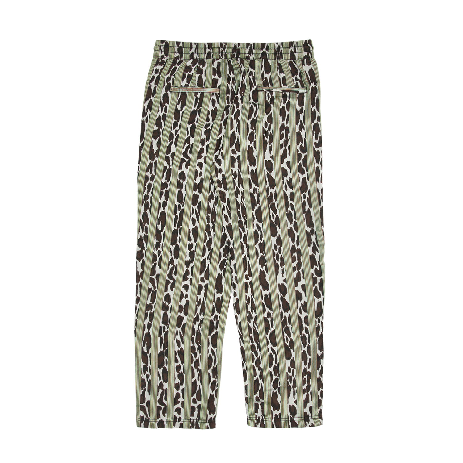 BLOOM STRIPED BEACH PANT