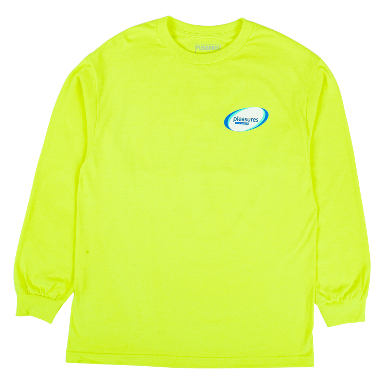 RAW POWER LONG SLEEVE
