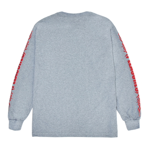 RAZOR LOGO LONG SLEEVE