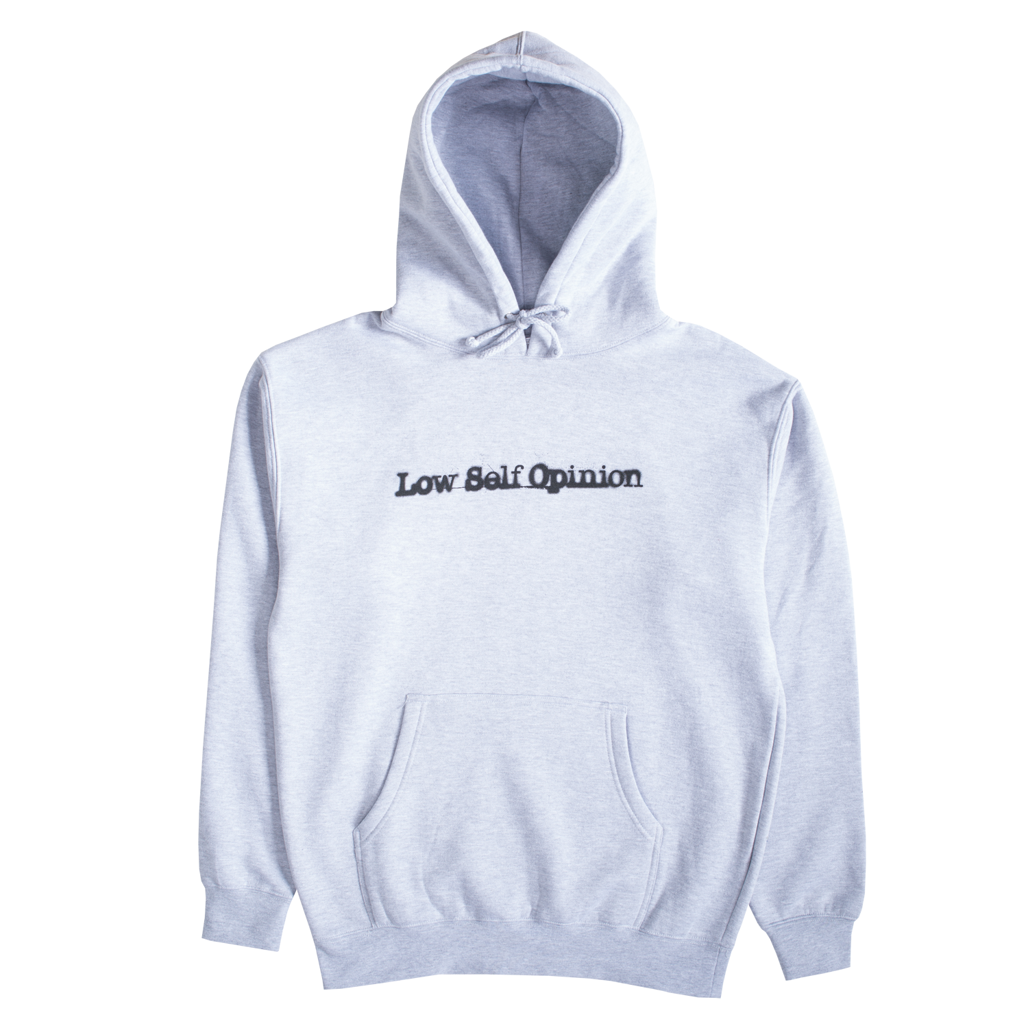 LOW SELF OPINION HOODY