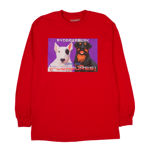 DOGGIESTYLE LONG SLEEVE
