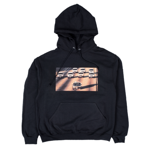 'COP CHASE' HOODY