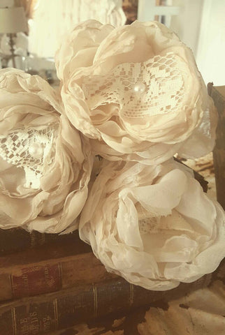 Chiffon Flower Bouquet