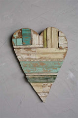 Wood Heart Wall Decor